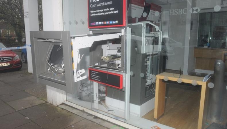 Вынесен приговор банде из Мидлсекса, взрывавшей банкоматы фото:itv.com