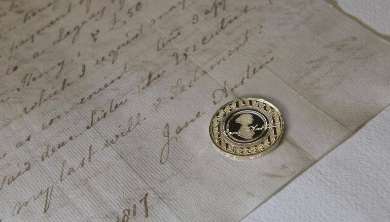 Монеты с профилем Джейн Остин разойдутся по всей стране из Гемпшира фото: standard.co.uk