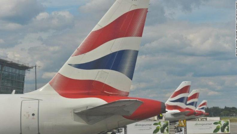 Экипаж самолета British Airways госпитализирован в Ванкувере после инцидента в полете фото:independent.co.uk