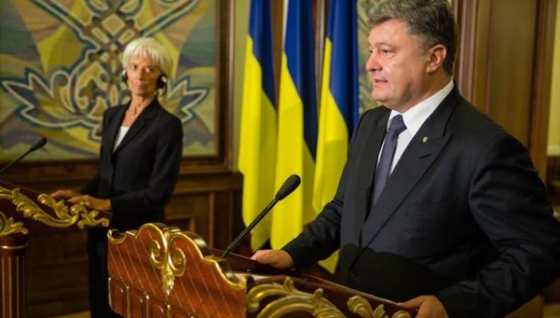 Киев пошёл против МВФ
