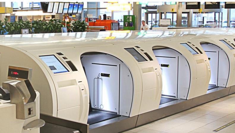 EasyJet установит в «Гатвике» автоматическую систему сдачи багажа  фото:travel.aol.uk