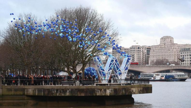 В Великобритании могут запретить  массовый запуск воздушных шариков