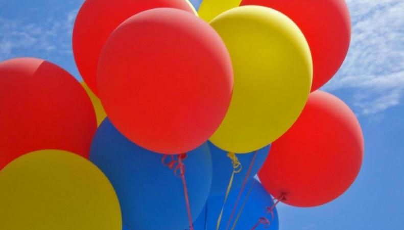 Запуск воздушных шаров стал причиной аварийной ситуации у аэропорта London City