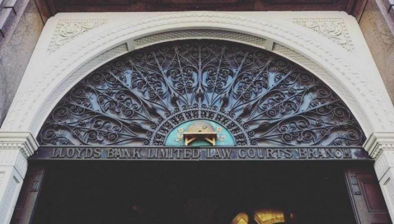 Секреты старого Лондона: Самый красивый банк фото:londonist.com