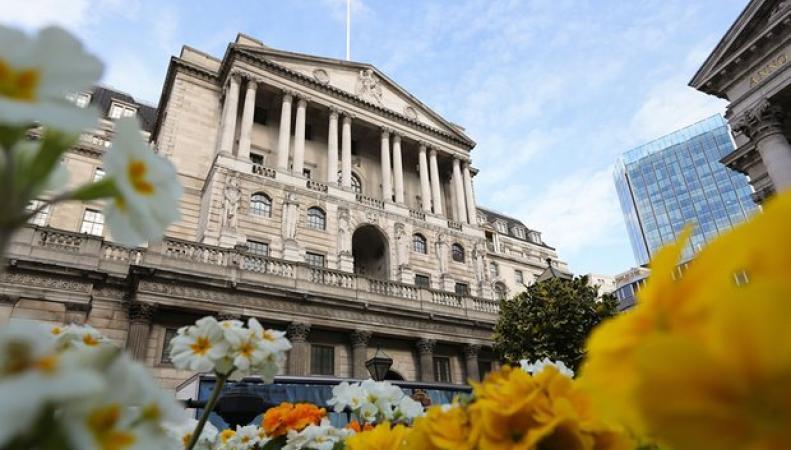 Банк Англии принял новое решение по ключевой процентной ставке фото:theguardian.com