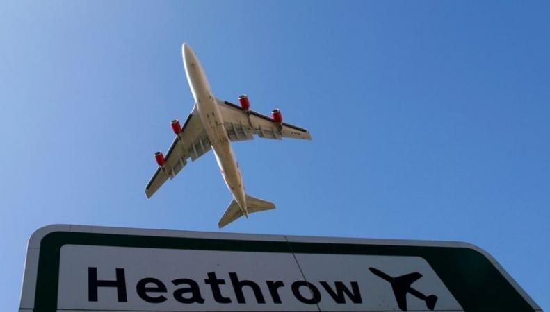 Рейс изЛондона оказался под угрозой из-за мыши