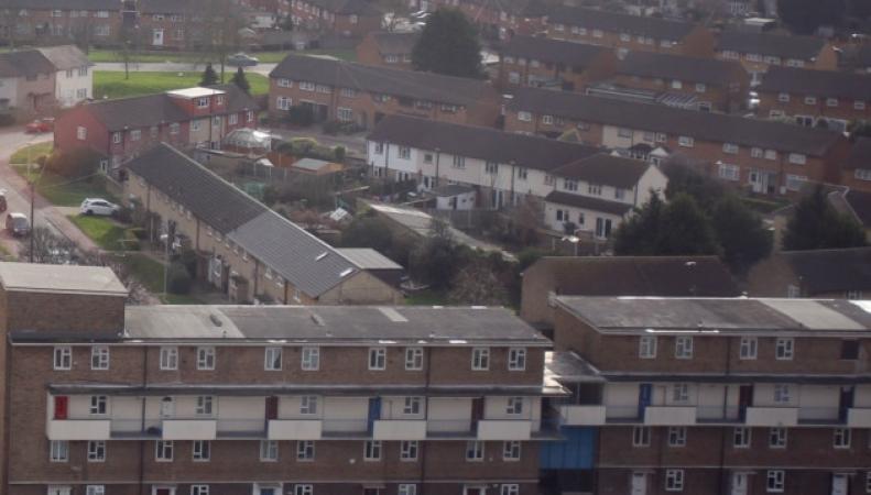 Названо самое унылое место для жизни в Великобритании фото:dailymail.co.uk