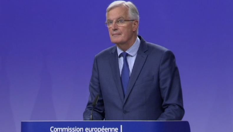 Переговоры по отступным за Брекзит окончательно зашли в тупик фото:bbc