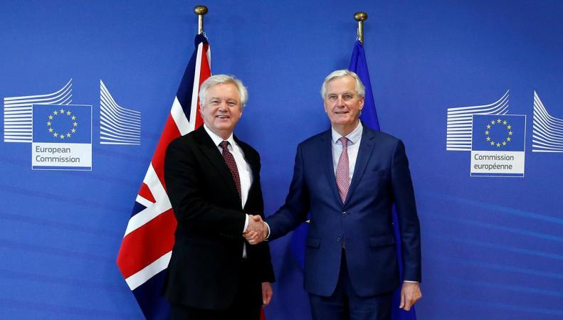 Великобритания и Евросоюз согласовали экономику переходного периода Брекзита