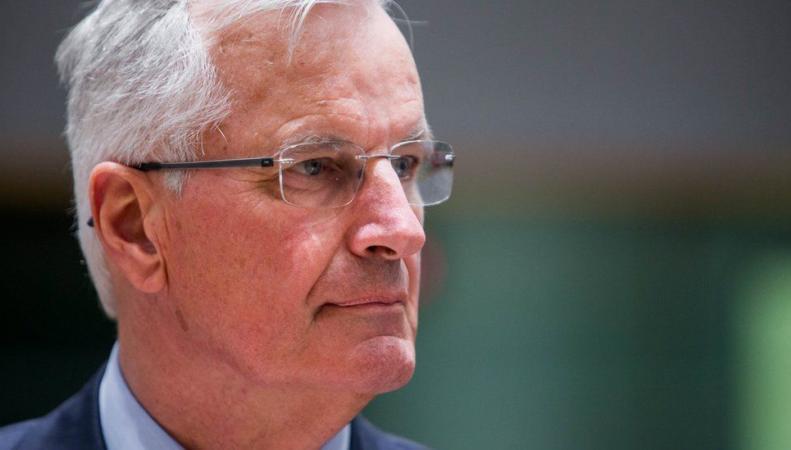 Барнье: Великобритания играет в прятки на переговорах