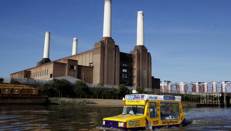 Battersea Power Station стала самой дорогой недвижимостью, проданной в Великобритании