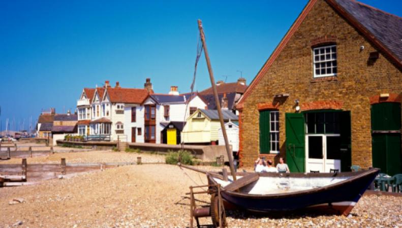 Пляжи в окрестностях Лондона, куда стоит отправиться уже сегодня фото:standard.co.uk