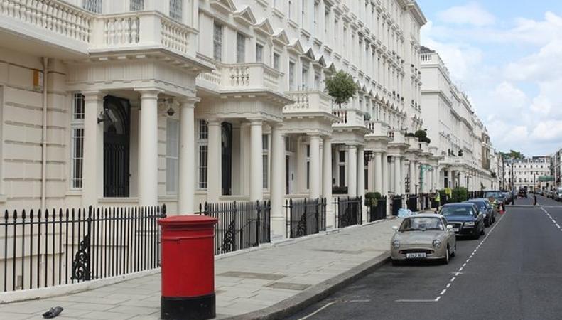 Лондонская недвижимость – вторая по степени переоцененности в мире фото:theguardian.com