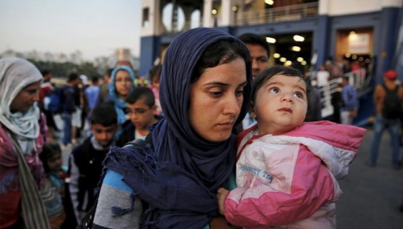 сирийских беженцев обменяют на нелегальных мигрантов