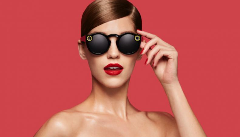 В Лондоне стартовали продажи «умных очков» Snapchat Spectacles фото:standard.co.uk