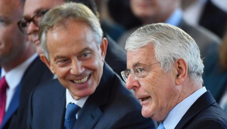 Отставные премьер-министры пытаются остановить Brexit фото:itv.com