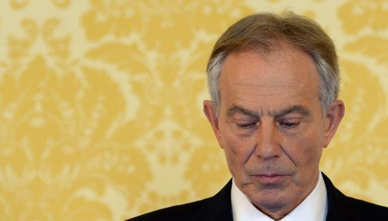 Тони Блэр пообещал взять насебя ответственность заошибки вИраке