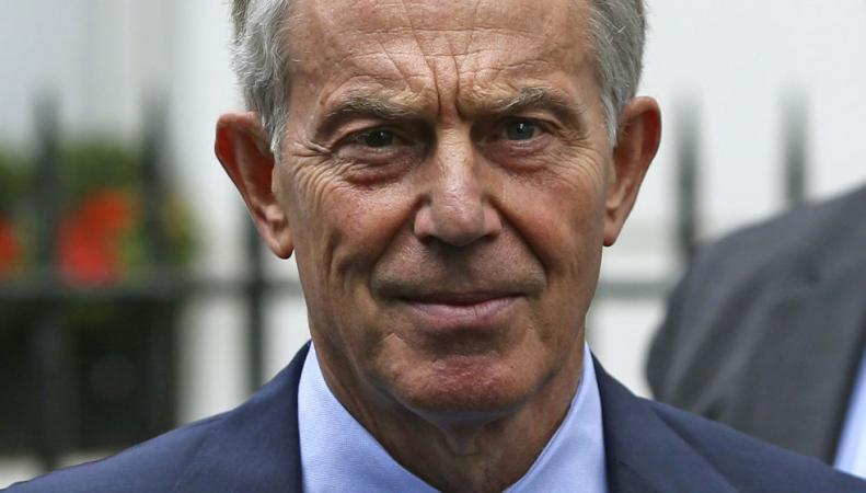 СМИ сообщили о секретных переговорах Тони Блэра и Дональда Трампа фото:skynews