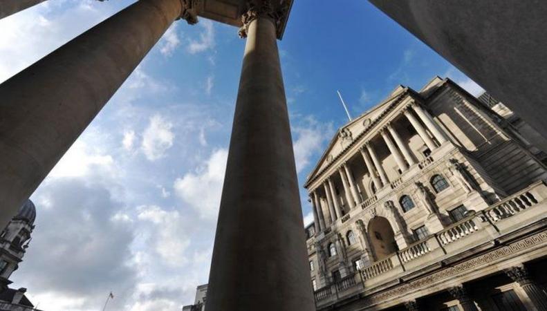 Учетная ставка может быть повышена Банком Англии этим летом