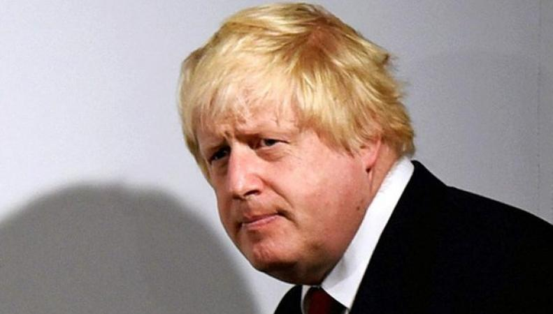 Борис Джонсон выступил с программными заявлениями по Brexit фото:theguardian.com
