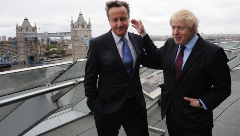Джонсон не хочет занимать место Кэмерона сразу после референдума фото:cityam.com