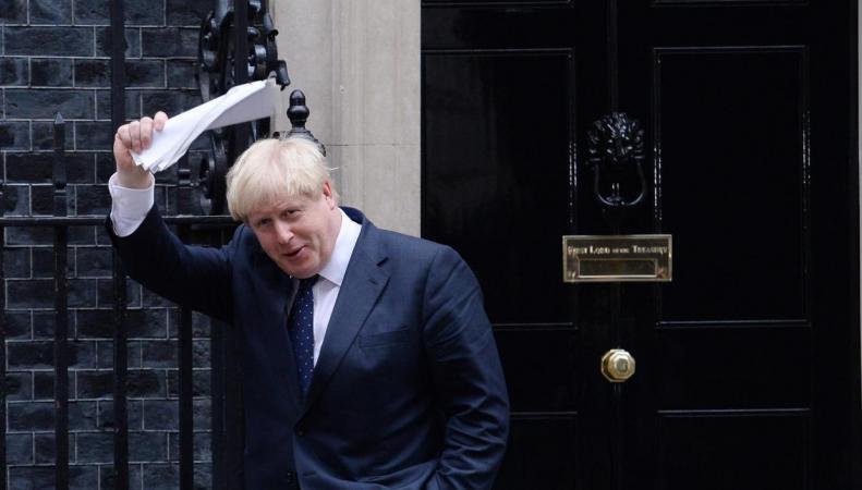 Борис Джонсон рискует лишиться поста министра иностранных дел фото:independent.co.uk