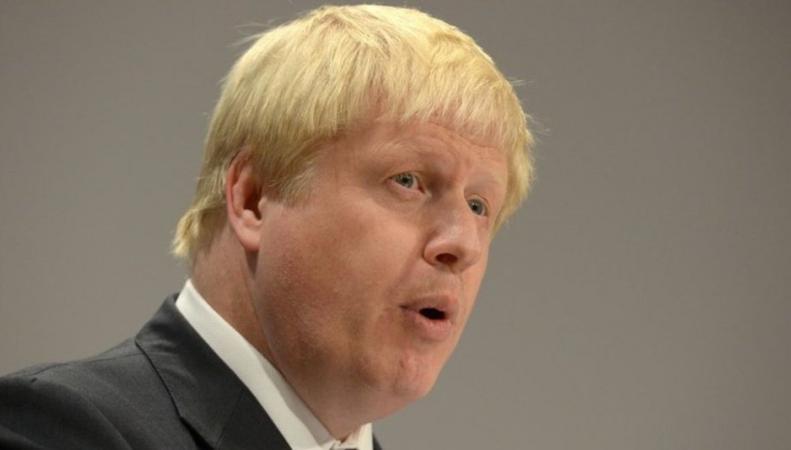 Борис Джонсон прибыл в США для встречи с командой Трампа фото:bbc.com