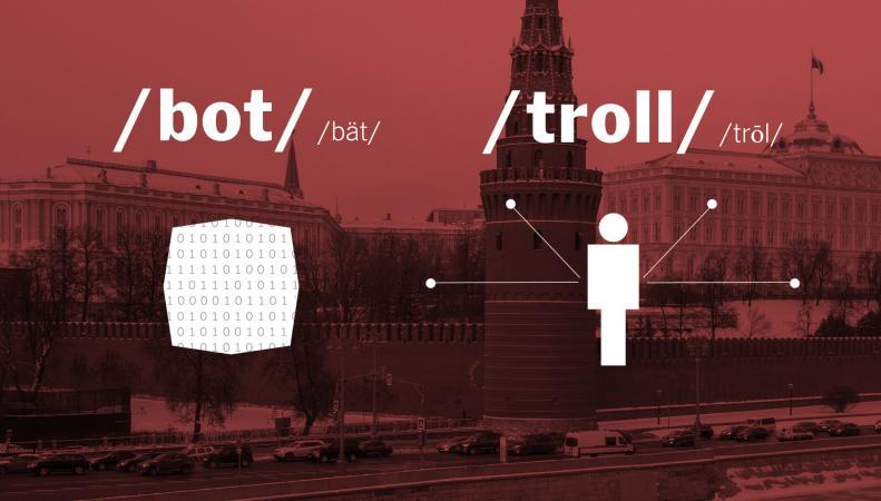 «Кремлевские боты» активизировались в Великобритании из-за дела Скрипаля