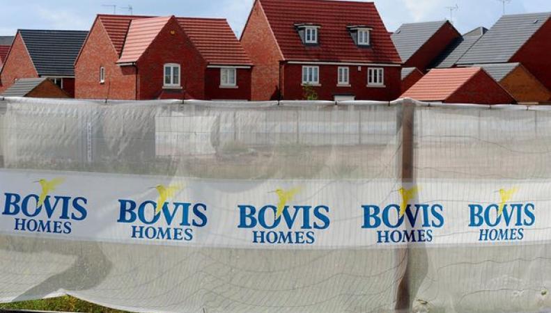 Британская строительная компания выплатит покупателям домов рекордную компенсацию за брак и недоделки  фото:theguardian.com