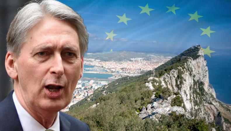 Гибралтар вернётся в Испанию
