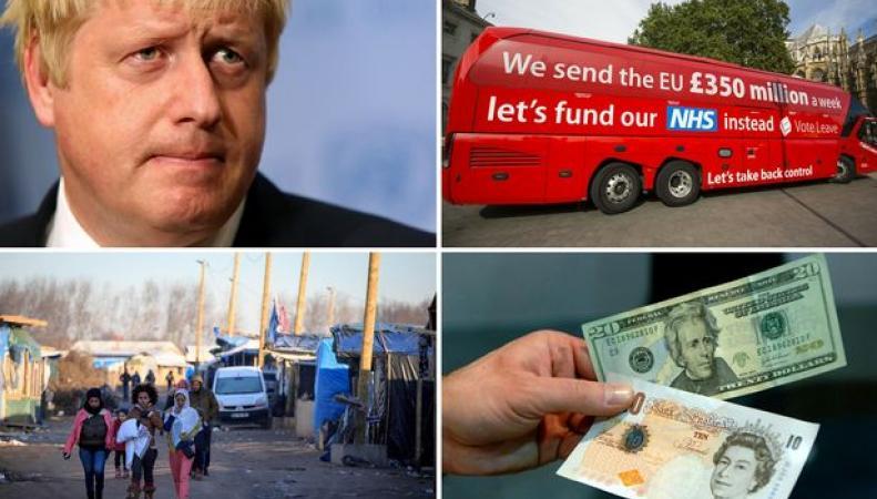 Месяц после Brexit:  Что из прогнозов сбылось фото:croniclelive.co.uk