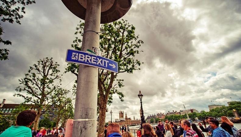 Марш против Brexit состоится в субботу в Лондоне фото:londonist.com