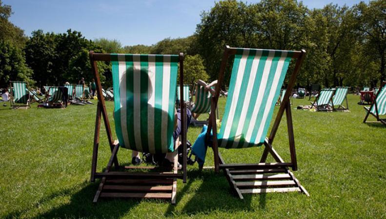 Синоптики обещают теплый солнечный май в Великобритании с температурой до +28С.