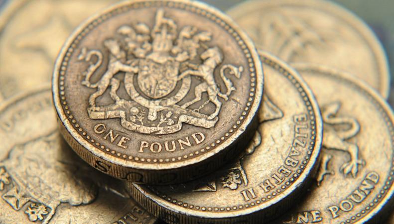 Круглым однофунтовым монетам найдется применение после 15 октября фото:dailymail
