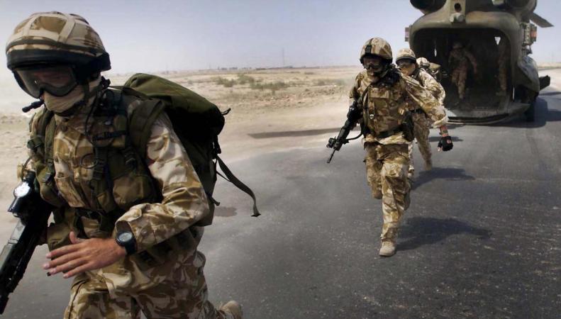 Британские спецслужбы получили лицензию на убийство соотечественников в Ираке