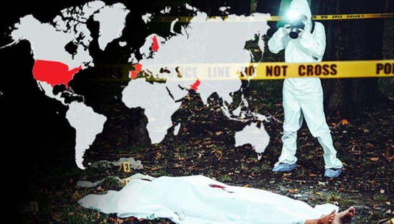 Названы самые опасные страны мира для британских туристов