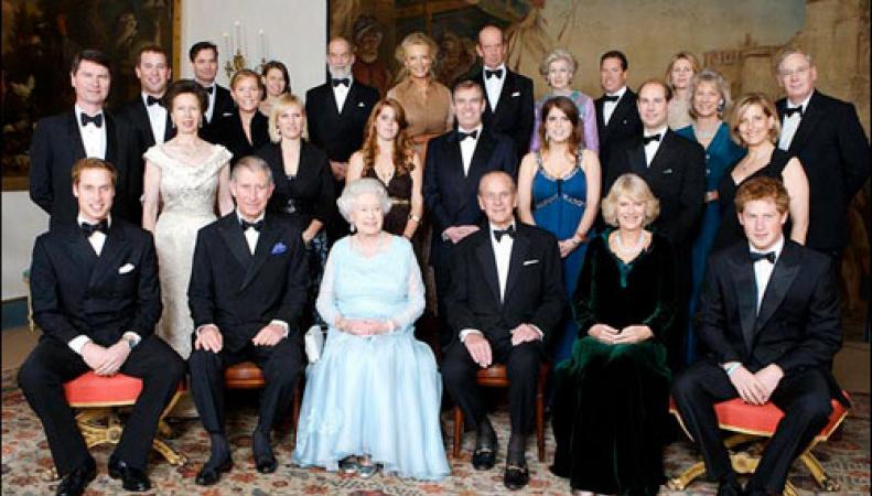 Названа стоимость британской монархии