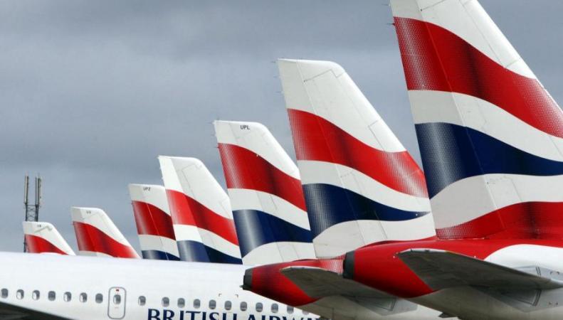 Авиакомпания British Airways выиграла от банкротства Monarch