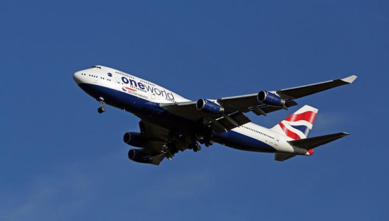 Авиакомпания British Airways возобновила полеты в Иран фото:theguardian.com
