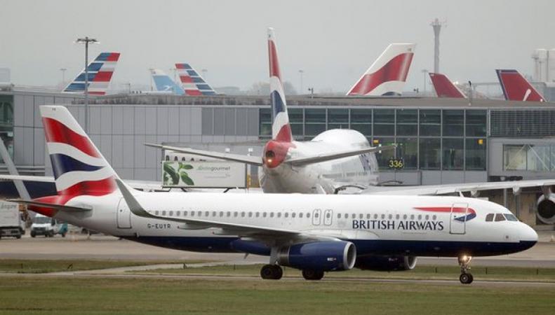 Стюарды British Airways назвали новую дату забастовки фото:theguardian.com