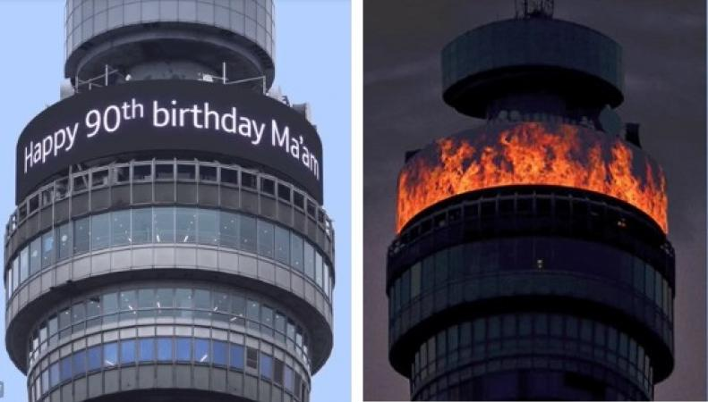 Башня British Telecom