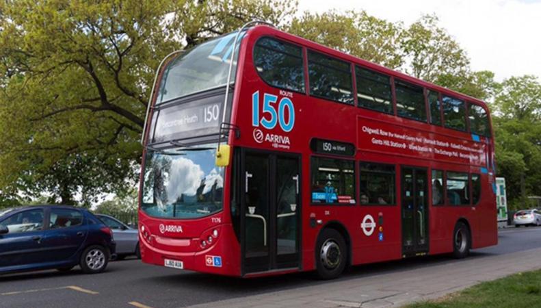 В Лондоне будет внедрена цветовая идентификация автобусных маршрутов фото:standard.co.uk