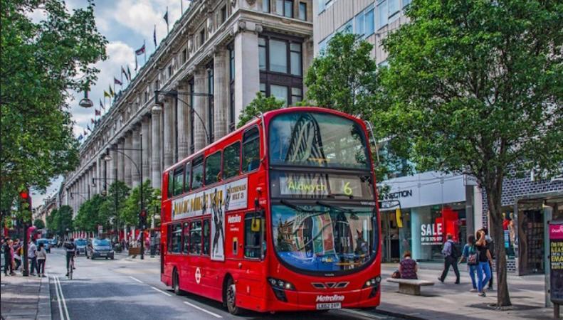 Мэрия Лондона запланировала изменение 23 автобусных маршрутов фото:londonist.com