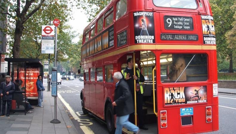 TfL посчитает пассажиров лондонских автобусов