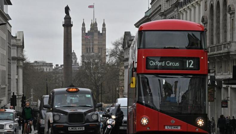 Тарифом Hopper воспользовался стомиллионный пассажир в Лондоне фото:standard