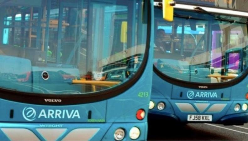 Водители автобусов Arriva в Англии запланировали серию забастовок в ноябре