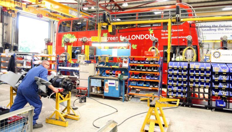 Великобритания продаст лондонские даблдекеры в Мексику фото:sky