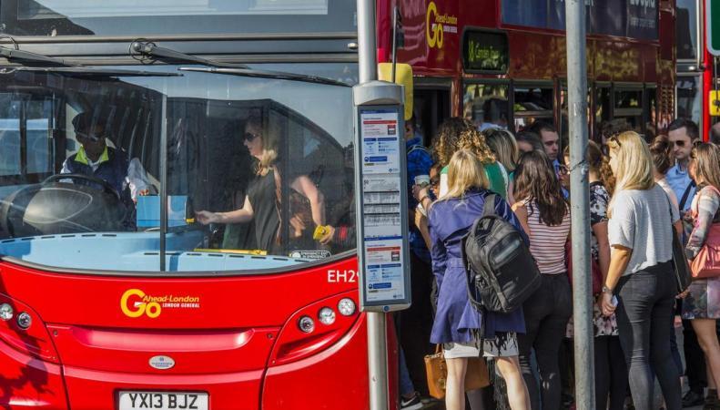 В сентябре в Лондоне вступит в силу самый краткосрочный проездной билет фото:standard.co.uk