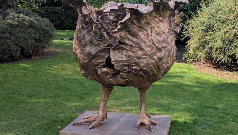 В Риджентс-парке открылась выставка современной скульптуры фото:londonist.com