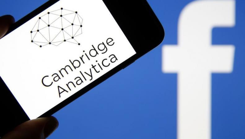 Британская компания обвинена в незаконном сборе личных данных через Фейсбук